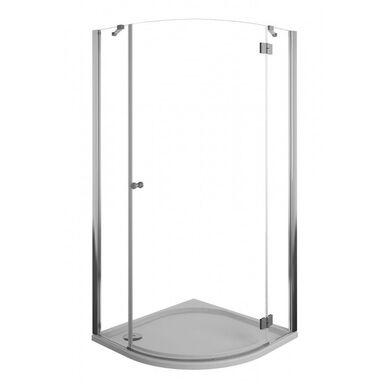 Kabina prysznicowa 90 x 90 cm IRIDUM VALENCE
