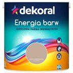 Farba Dekoral Energia barw Orzech Amerykański 2.5 l