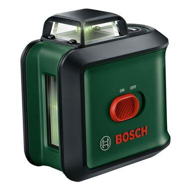 Poziomnica laserowa uniwersalna 360 + tyczka TP320 BOSCH