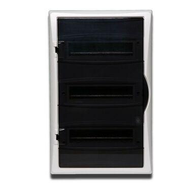 Rozdzielnica elektryczna bez wyposażenia CONTROL BOX 36 MOD PODTYNKOWA ELEKTRO-PLAST