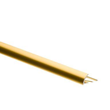 Profil wykończeniowy ZEWNĘTRZNY PÓŁOKRĄGŁY aluminiumszer. 10 mm EASY LINE