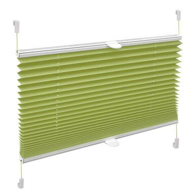 Roleta plisowana VERONA 68 x 210 cm zielona