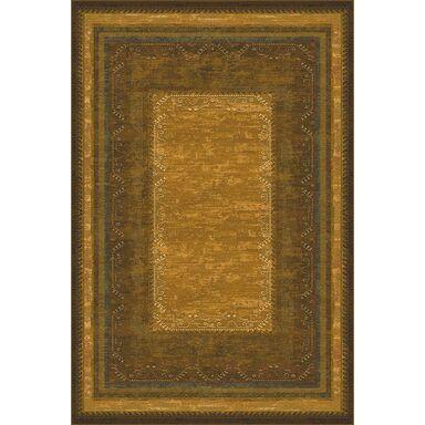 Dywan PETRA oliwkowy 135 x 200 cm wys. runa 8 mm DYWILAN