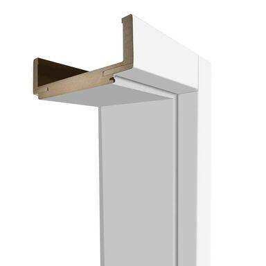 Ościeżnica regulowana do skrzydeł bezprzylgowych White 80 Prawa Biała 100 - 140 mm Artens