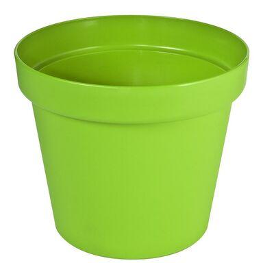 Doniczka plastikowa 34 cm zielona PATIO PATROL