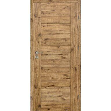 Skrzydło drzwiowe pełne PARMA Dąb szlachetny 80 Prawe VOSTER