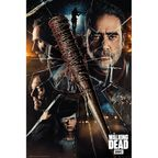 Plakat THE WALKING DEAD-SMASH 61 x 91.5 cm