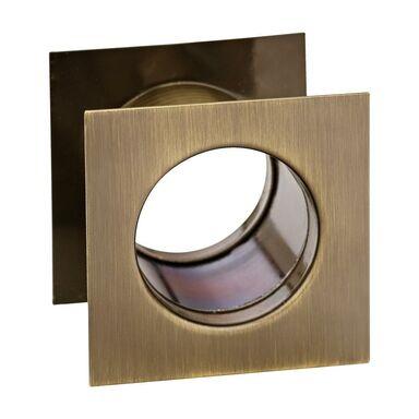 Tuleja wentylacyjna do drzwi 40 x 40 mm Patyna