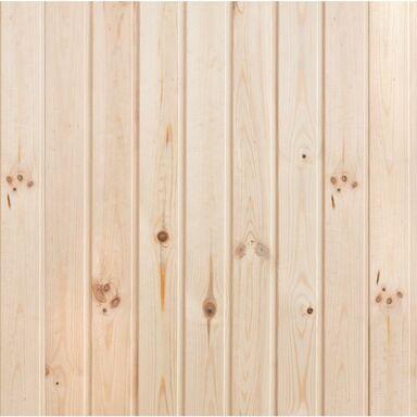 Boazeria drewniana SOSNOWA 12 x 96 x 2400 mm kl. ABC FLOORPOL