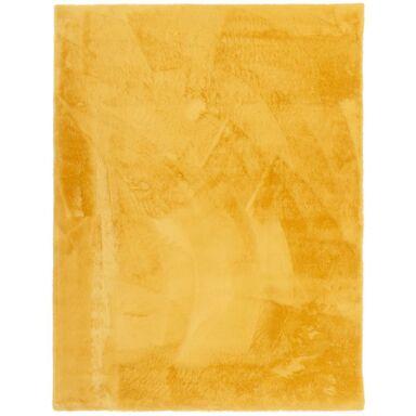 Dywan shaggy RABBIT NEW żółty 55 x 80 cm