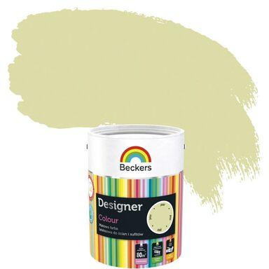Farba wewnętrzna DESIGNER COLOUR 5 l Pear BECKERS