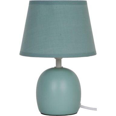 Lampa stołowa POKI zielona E14 INSPIRE