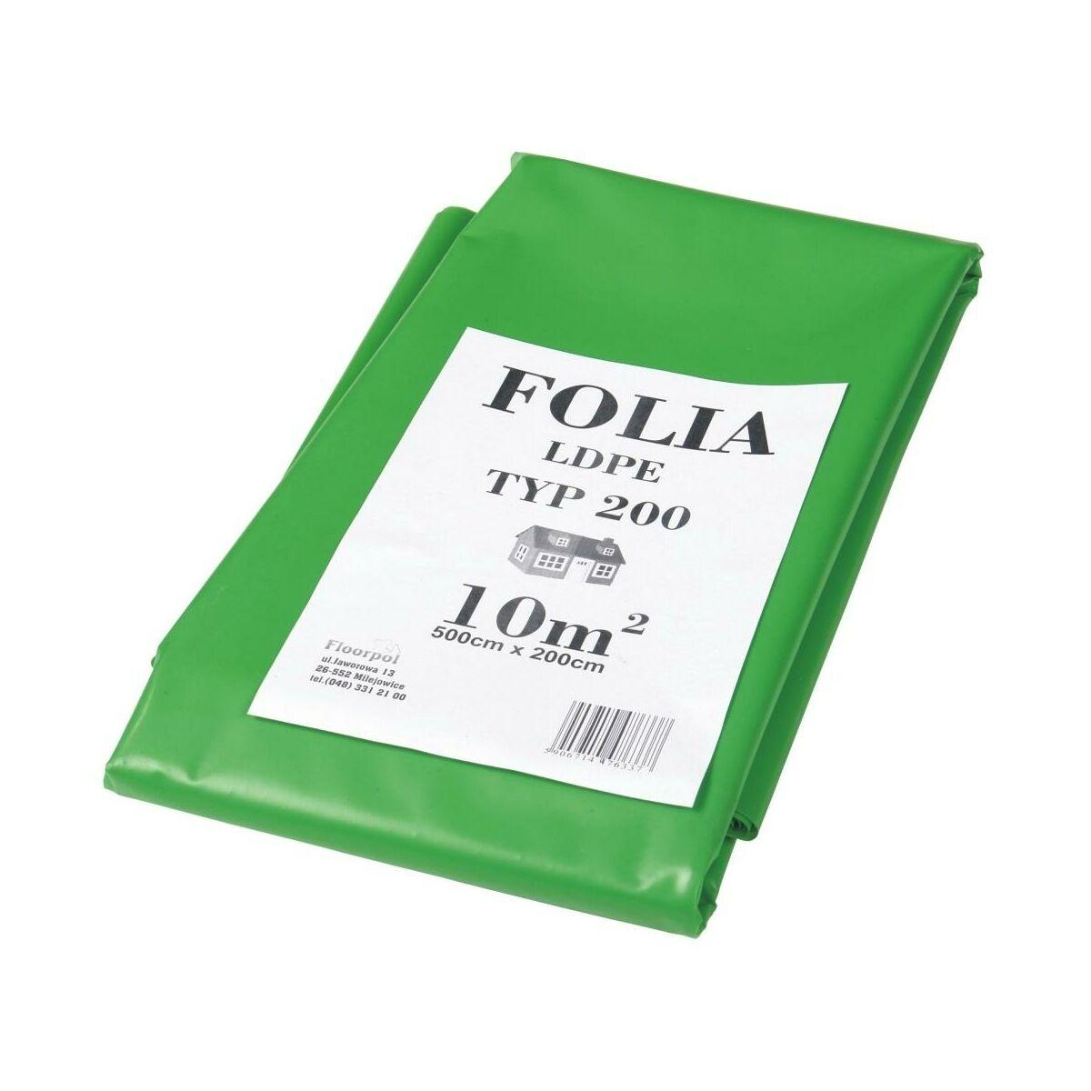 Folia Paroizolacyjna Do Podkladow Typ 200 0 2 Mm Floorpol Akcesoria Montazowe Do Podlog W Atrakcyjnej Cenie W Sklepach Leroy Merlin