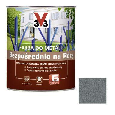 Farba antykorozyjna BEZPOŚREDNIO NA RDZĘ V33