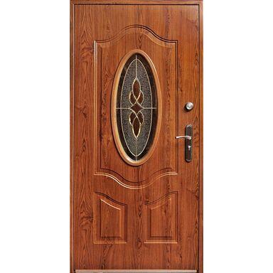 Drzwi wejściowe TENERYFA  lewe 90,5 S-DOOR