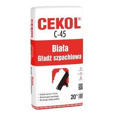 Gładź szpachlowa SZPACHLOWA C-45 CEKOL