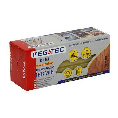 Klej termotopliwy DO DREWNA I KARTONU 11.5 mm / 200 mm 1 kg TERMIK