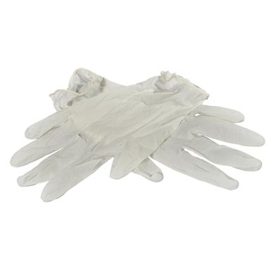 Rękawice lateksowe r. L / 8 10 szt. IMPACT