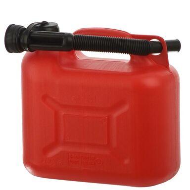 Kanister na paliwo 5 l plastikowy