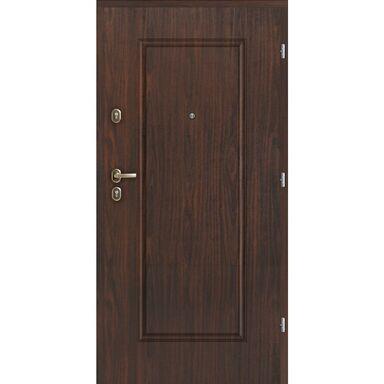 Drzwi wejściowe CALISTA ALMADA Orzech alpejski 80 Prawe LOXA