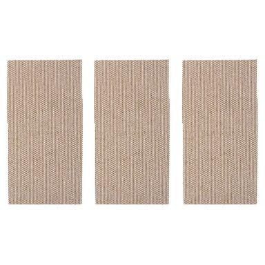 Papier ścierny SIATKA RZEP P240 185 x 93 mm 3 szt. DEXTER