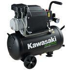 Kompresor olejowy K-AC24-1100 24 l 8 bar KAWASAKI