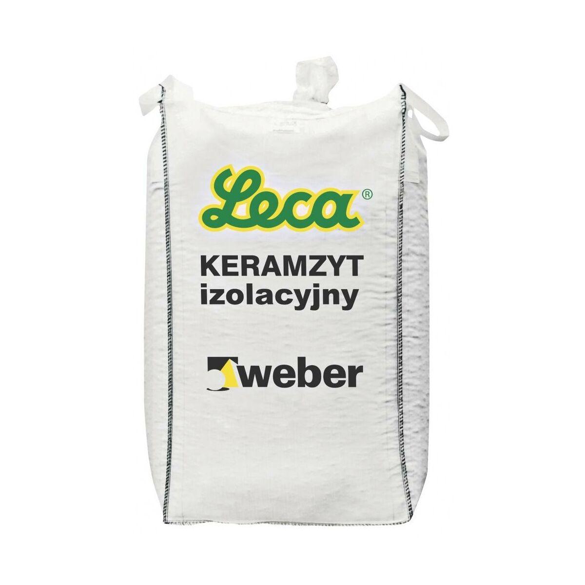 Keramzyt Izolacyjny Big Bag 2 M3 Weber Piasek Keramzyt W