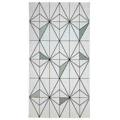 Dywan zewnętrzny SKY szaro-zielony 160 x 230 cm