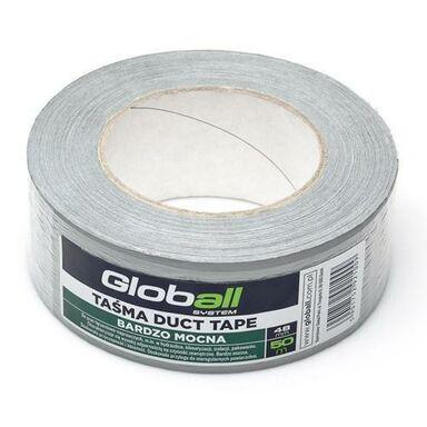 Tasma Duct Tape 48 Mm X 50 M Bardzo Mocna Globall Tasmy Laczace I Reparacyjne W Atrakcyjnej Cenie W Sklepach Leroy Merlin