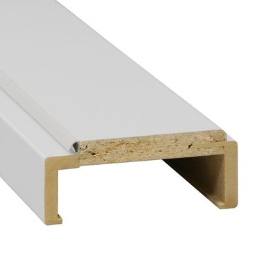 Belka górna ościeżnicy REGULOWANEJ 60 Szara 160 - 180 mm CLASSEN