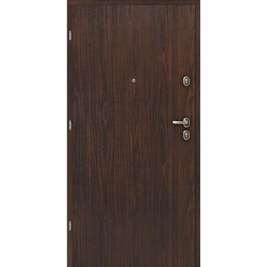 Drzwi wejściowe CALISTA Orzech alpejski 90 Lewe LOXA