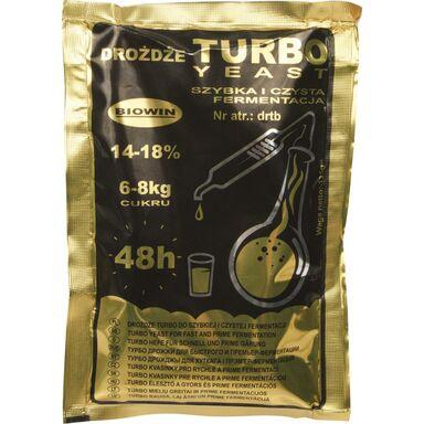 Drożdże gorzelnicze TURBO 135 g BROWIN