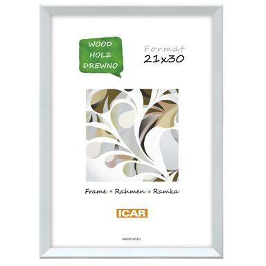 Ramka na zdjęcia MAGIC COLOR 21 x 30 cm biała drewniana