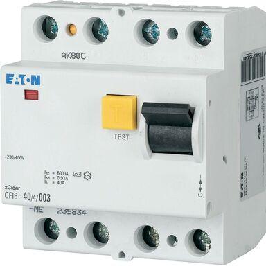 Wyłącznik różnicowo-prądowy AC 40 A EATON