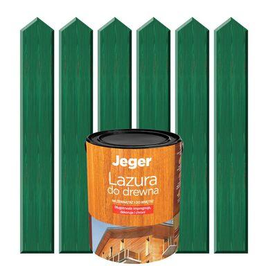 Lazura do drewna 0,4 l509 JEGER