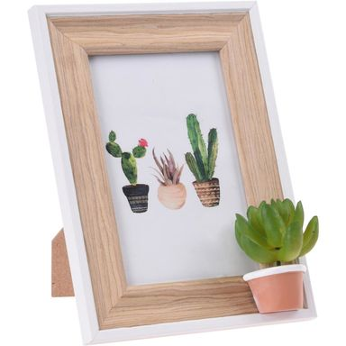 Ramka na zdjęcia 15 x 20 cm drewniana