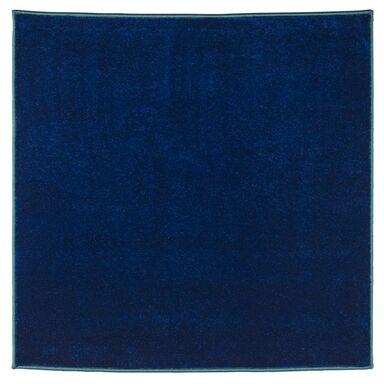 Dywan kwadratowy TATI niebieski 100 x 100 cm