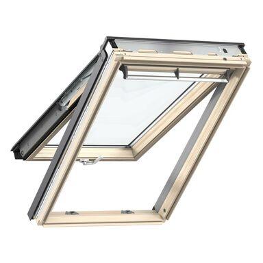 Okno dachowe VELUX, 3-szybowe, 55 x 118 cm
