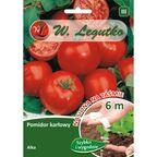 Pomidor gruntowy karłowy ALKA nasiona na taśmie 6 m W. LEGUTKO