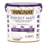 Farba wewnętrzna PERFECT MATT 2.5 l Biała MAGNAT