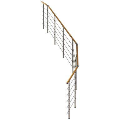 Balustrada do schodów zabiegowych HAMBURG Nierdzewna DOLLE
