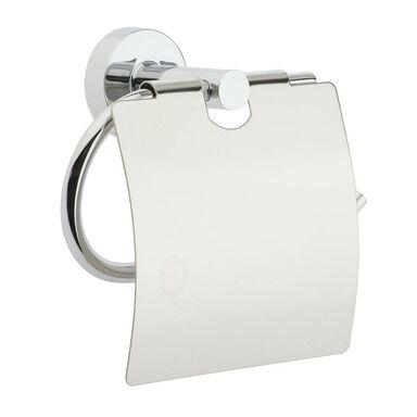 Uchwyt ścienny na papier toaletowy FOR YOU BISK