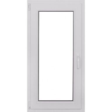 Okno PCV 2-szybowe O10 Białe 565 x 1135 mm