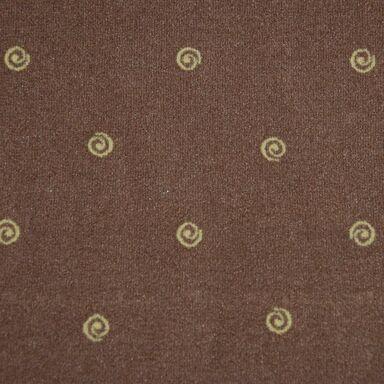 Wykładzina dywanowa CHIC brązowa 5 m