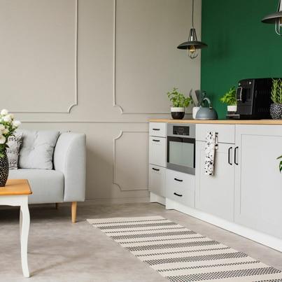 Zielono w kuchni