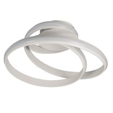 Lampa sufitowa Tess biała 2100 lm LED Wofi