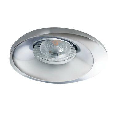 Oprawa stropowa oczko BONIS IP20 chrom okrągła GU10 KANLUX
