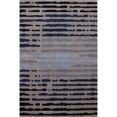 Dywan VISTA niebieski 160 x 230 cm wys. runa 15 mm LALEE
