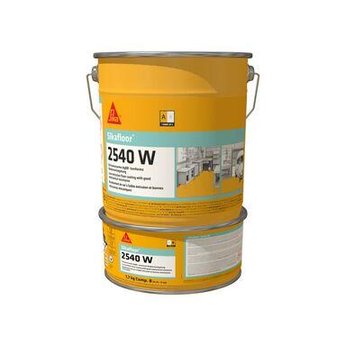 Posadzka żywica epoksydowa Sikafloor 2540 W RAL 7040 6 kg Sika