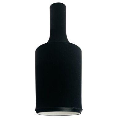Oprawka SILIKONOWA E27 czarna LH0103